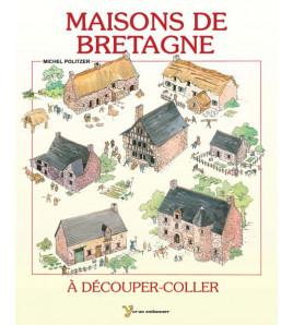 Maisons de Bretagne à découper-coller