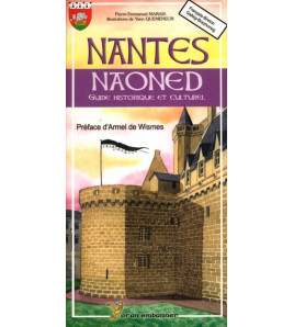 Nantes Naoned guide historique et culturel
