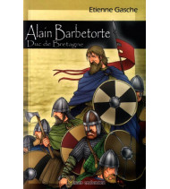 Alain Barbetorte duc de bretagne