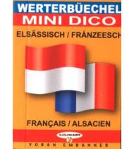 Mini-dico bilingue  alsacien/français français/alsacien