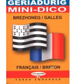 Mini-dico bilingue  breton/français français/breton
