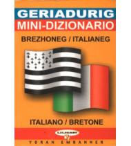 Mini-dico bilingue  breton/italien italien/breton
