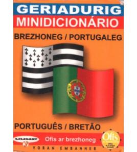 Mini-dico bilingue  breton/portugais portugais/breton