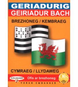 Mini-dico bilingue  breton/gallois gallois/breton