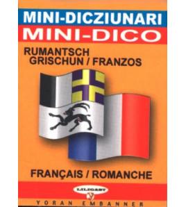 Mini-dico bilingue  romanche/français français/romanche