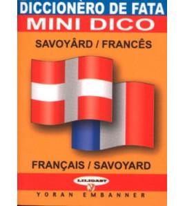 Mini-dico bilingue  savoyard/français français/savoyard