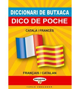Dico de poche bilingue  catalan/français français/catalan
