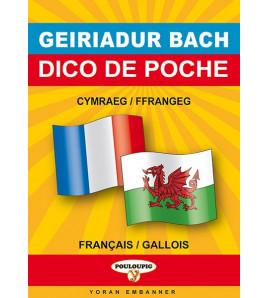 Dico de poche bilingue  gallois/français français/gallois
