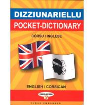 Dico de poche bilingue  corse/anglais anglais/corse