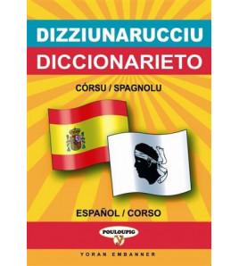 Dico de Poche Bilingue  corse/espagnol espagnol/corsen