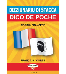 Dico de poche bilingue corse/français - français/corse