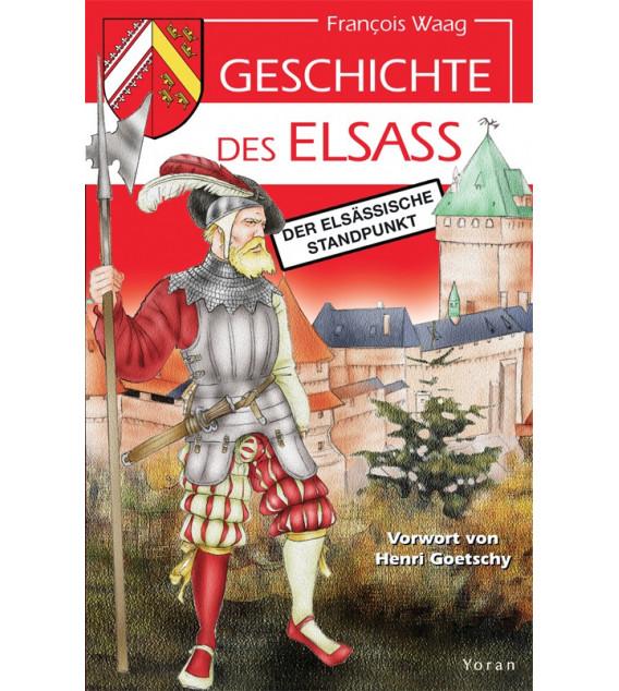 Geschichte des Elsass  Die elsässiche Standpunkt