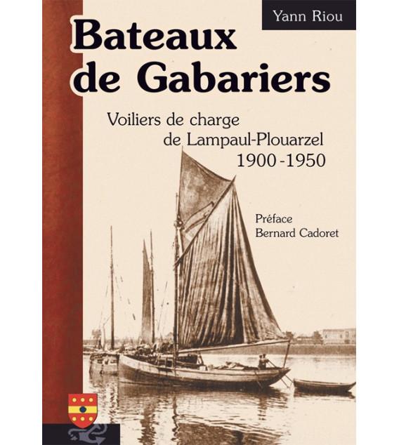 Bateaux de gabariers Voiliers de charge de Lampaul-Plouarzel   1900-1950