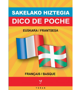 Dico de poche bilingue   basque/français - français/basque