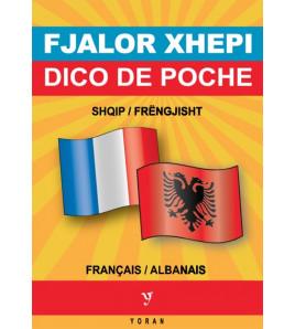 Dico de poche bilingue   albanais/français - français/albanais