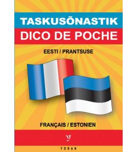 Dico de poche bilingue   estonien/français - français/estonien