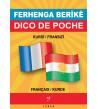 Dico de poche bilingue ukrainien/français - français/ukrainien