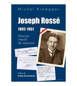 Joseph Rossé 1892-1951...