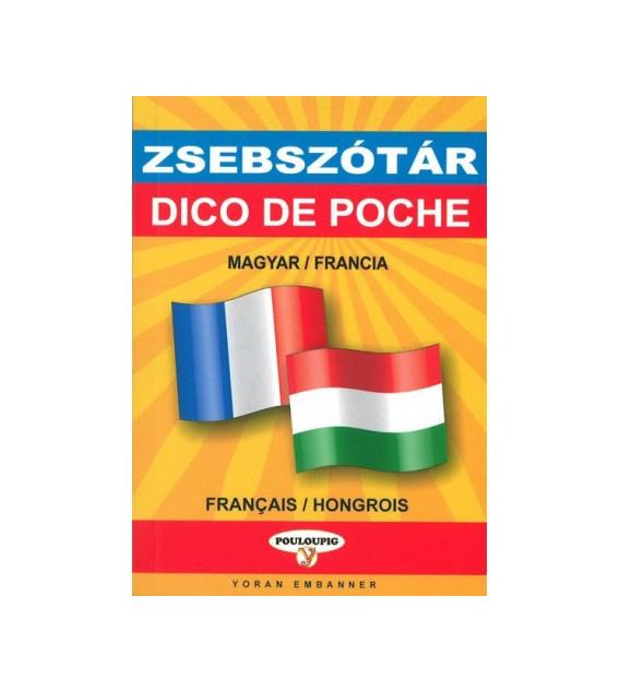 Dico de poche hongrois-français et français-hongrois