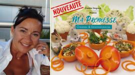 Nouveauté : Ma Promesse ... cuisines et indépendances, de Carole Degouy